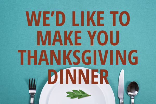 Let Bellflower Make Your Thanksgiving Special This Year