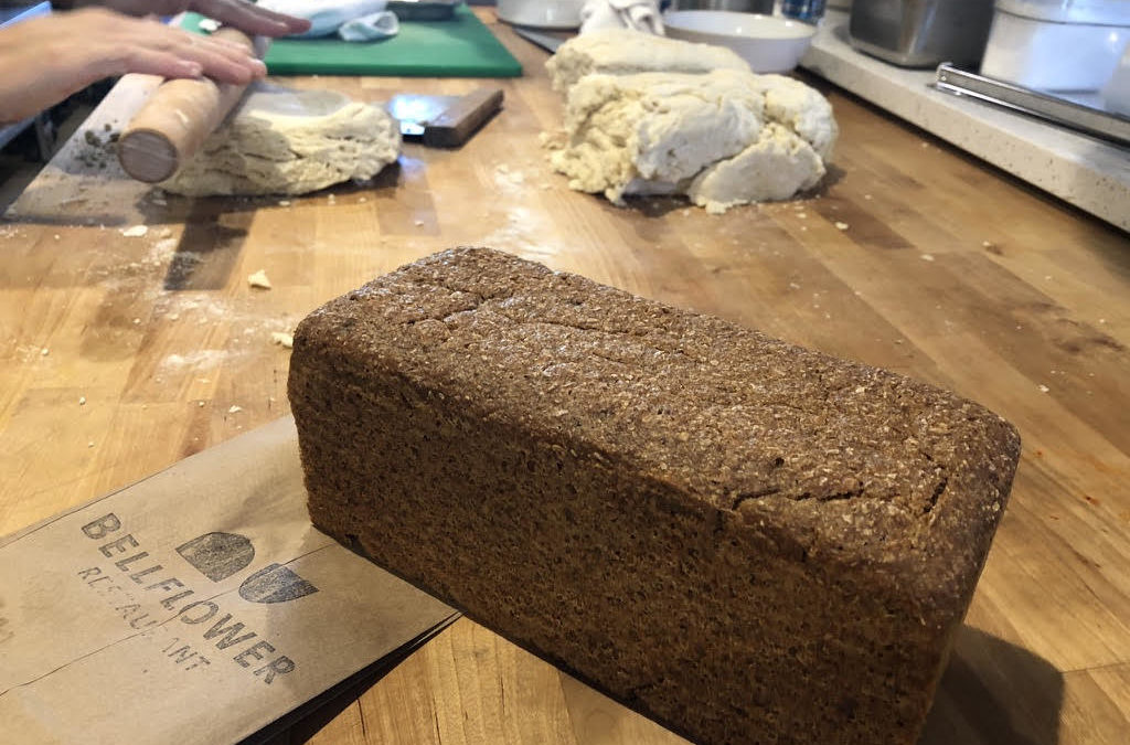 Bellflower Rye available at Argus this Sunday