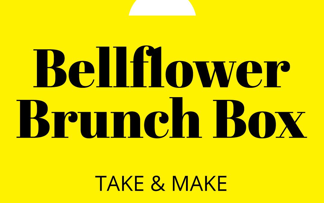 The Bellflower Brunch Box