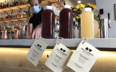 To-Go Cocktails Now Available at Bellflower