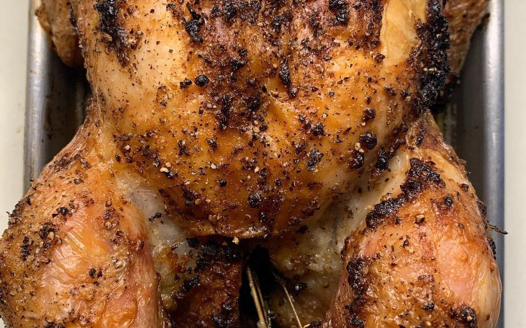 Sunday Supper: Roasted Chicken Dinner